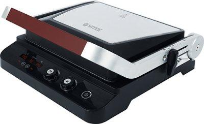 Купить электрогриль VITEK VT-2637 в интернет-магазине ЭЛЬДОРАДО, цена, характеристики, отзывы