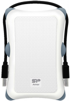 внешний жесткий диск SILICON POWER ARMOR A30 2TB WHITE (SP020TBPHDA30S3W)