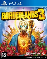 Игра для PS4 Take Two Borderlands 3