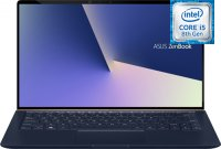 "Ноутбук ASUS ZenBook UX333FA-A3018T (Intel Core i5-8265U 1.6Ghz/13.3""/1920х1080/8GB/256GB SSD/Intel UHD Graphics 620/DVD нет/Wi-Fi/Bluetooth/Win 10)"