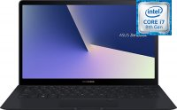 "Ноутбук ASUS ZenBook UX391FA-AH009T (Intel Core i7-8565U 1.8GHz/13.3""/1920х1080/8GB/512GB SSD/Intel UHD Graphics 620/DVD нет/Wi-Fi/Bluetooth/Win 10)"