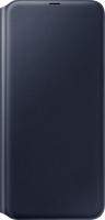Чехол Samsung Wallet Cover для Galaxy A70 Black (EF-WA705PBEGRU) фото