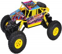 Радиоуправляемая машина WLToys Conqueror Competition Yellow (WLT-18428-C)