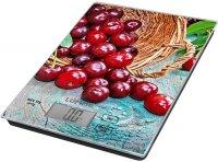 Кухонные весы Lumme LU-1342 Садовая вишня