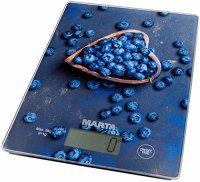Кухонные весы Marta MT-1634 Черничная россыпь