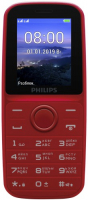 PHILIPS XENIUM E109 RED