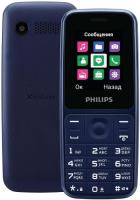 Мобильный телефон Philips Xenium E125 Blue