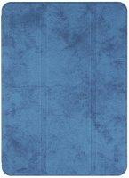 Чехол для планшета InterStep Fabric для iPad Mini 2019 Blue (HFB-APIPAM5K-NP1108O-K100)