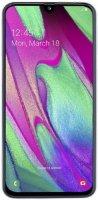 Смартфон Samsung Galaxy A40 (2019) 64GB White (SM-A405FM/DS)