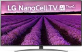 "Ultra HD (4K) LED телевизор 49"" LG NanoCell 49SM8200PLA"