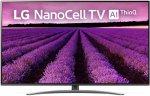 "Ultra HD (4K) LED телевизор 55"" LG NanoCell 55SM8200PLA"