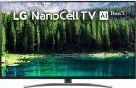 "Ultra HD (4K) LED телевизор 55"" LG NanoCell 55SM8600PLA"