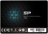 Твердотельный диск Silicon Power V55 480GB (SP480GBSS3V55S25)
