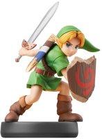 Интерактивная фигурка Nintendo Amiibo: Super Smash Bros. Collection: Young Link (PUA-NVL-C-AACT-EUR-C4)