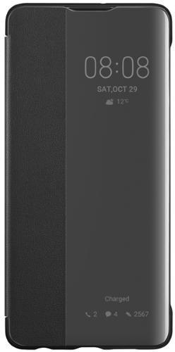 Чехол для смартфона Чехол Huawei Smart View Flip Cover Для Huawei P30 Black (51992860) Москва