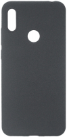 Чехол InterStep Sand для Honor 8A Black (HSN-HONOR8AK-NP1101O-K100)