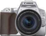 Зеркальный фотоаппарат Canon EOS 250D Silver 18-55 S CP