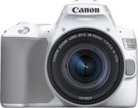 Зеркальный фотоаппарат Canon EOS 250D White 18-55 S CP