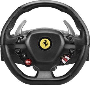 Купить Руль Thrustmaster T80 Ferrari 488 GTB (4160672) - цена на Руль Thrustmaster T80 Ferrari 488 GTB (4160672) в Москве, каталог интернет-магазина Эльдорадо