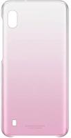 Купить Чехол Samsung, Gradation Cover для Galaxy A10 Pink (EF-AA105CPEGRU)