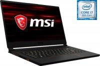 "Игровой ноутбук MSI GS65 8SG-088RU (Intel Core i7-8750H 2.2Ghz/15.6""/1920х1080/32GB/512GB SSD/NVIDIA GeForce RTX2080 MAX Q/DVD нет/Wi-Fi/Bluetooth/Win 10)"