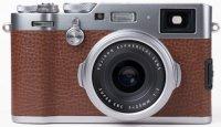 Компактный фотоаппарат Fujifilm X100F Brown