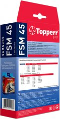 Объявления Фильтр Для Пылесоса Topperr Fsm45 Стародуб