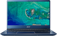 "Купить Ноутбук Acer, Swift 3 SF314-56G-71YC (NX.H4XER.004) (Intel Core i7-8565U 1.8GHz/14""/1920х1080/8GB/256GB SSD/nVidia GeForce MX150/DVD нет/Wi-Fi/Bluetooth/Win 10 Home)"