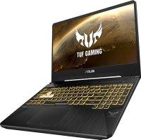 "Игровой ноутбук ASUS FX505DU-AL069T (AMD Ryzen 7-3750H 2.3GHz/15.6""/1920х1080/8GB/1TB HDD + 256GB SSD/nVidia GeForce GTX 1660Ti/DVD нет/Wi-Fi/Bluetooth/Win 10 Home x64)"