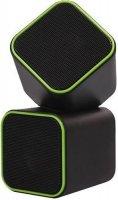 Колонки Smartbuy Cute Black Green (SBA-2580)