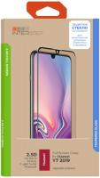 Купить Защитное стекло InterStep, FSC для Huawei Y7 2019, черная рамка (IS-TG-HUAY7P9FB-UA3B202)
