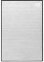внешний жесткий диск SEAGATE BACKUP PLUS SLIM 2TB SILVER (STHN2000401)