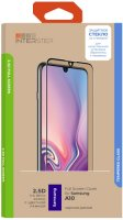 Защитное стекло InterStep FSC для Samsung Galaxy A10 Black (IS-TG-SAMA10FSB-UA3B202)