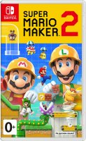 Игра для Nintendo Switch Nintendo Super Mario Maker 2