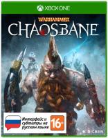 Игра для Xbox One Bigben Interactive Warhammer: Chaosbane фото