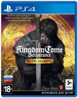 Игра для PS4 Deep Silver Kingdom Come: Deliverance. Royal Edition