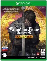 Игра для Xbox One Deep Silver Kingdom Come: Deliverance. Royal Edition