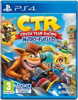 Игра для PS4 Activision Crash Team Racing Nitro-Fueled