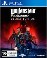 Игра для PS4 Bethesda Wolfenstein: Youngblood. Deluxe Edition