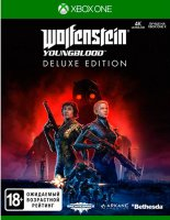 Игра для Xbox One Bethesda Wolfenstein: Youngblood. Deluxe Edition