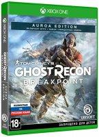 Игра для Xbox One Ubisoft TC Ghost Recon Breakpoint. Aurora Edition