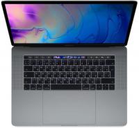 Купить Ноутбук Apple, MacBook Pro 15 Touch Bar Space Gray (MV912RU/A) (Intel Core i9 2300Mhz/15 /2880х1800/16GB/512GB SSD/DVD нет/AMD Radeon Pro 560X/Wi-Fi/Bluetooth/macOS)