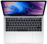 "Ноутбук Apple MacBook Pro 13"" Touch Bar Silver (MV992RU/A) (Intel Core i5 2.4GHz/13""/2560х1600/8GB/256GB SSD/Intel Iris Plus Graphics 655/DVD нет/Wi-Fi/Bluetooth/macOS)"