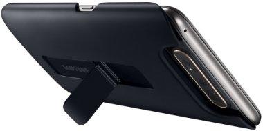 Чехол Samsung Standing Cover Для A80 Black (Ef-Pa805Cbegru)