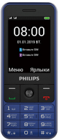 PHILIPS XENIUM E182 BLUE