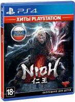 Игра для PS4 Sony Nioh (Хиты PlayStation)