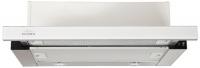 Купить Встраиваемая вытяжка Elikor, Интегра Glass 50 Inox/White Glass