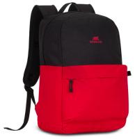 RIVACASE 5560 BLACK/PURE RED