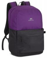 Купить Рюкзак для ноутбука RIVACASE, 5560 Signal Violet/Black