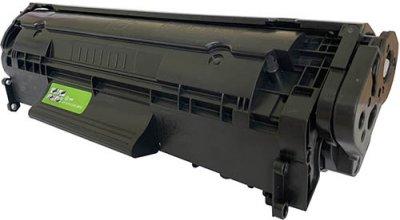 Купить картридж и тонер для принтеров/МФУ Cactus Black 12X для HP (CS-Q2612X-MPS) по выгодной цене в интернет-магазине ЭЛЬДОРАДО с доставкой в Москве и регионах России
